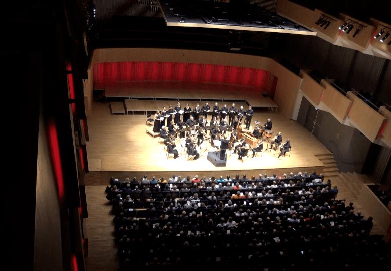 Mozart Requiem 3.11.2019 Århus foto